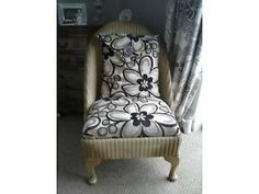 Lloyd loom chair Clitheroe Picture 1