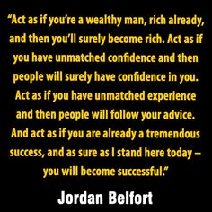 Pinterest @ 10jolie | Top 10 Jordan Belfort Quotes for Success | Empowernet Blog