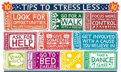 Today is National Stress Awareness Day. Students who have dyslexia deal with stress on a daily basis. Supportive parents and educators can make a big difference! Here are some additional tips to help alleviate stress.