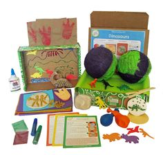 Discover More: Dinosaurs - Green Kid Crafts