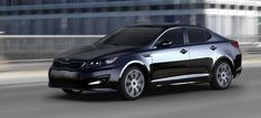 2013 Kia Optima my brand new car fully loaded black with tinted windows, heated leather seats front and back, panoramic sunroof, nav,Sirius,backup camera heated steering wheel plus much much more.