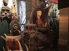 There's a place in Florida that embraces the creepy, dark, and strange year-round.