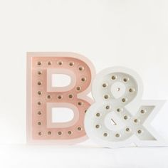 "Handmade Wood Alphabet Marquee, 18"" / $120.00 Party Shop, Alphabet, Events, Weddings, Wood, Handmade, Inspiration, Home Decor, Biblical Inspiration"