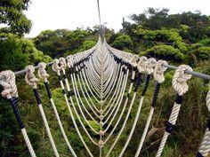 Rope Bridge, Sri Lanka