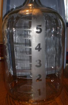 Acid Etching a Glass Carboy - The Cap and Hare Homebrew Club Forums