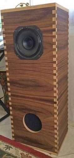 Diy Loudspeakers Loudspeaker Kits Full Range Loudspeakers Audio