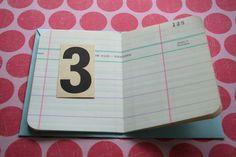the adventures of bluegirlxo: artful thursdays #22....cupcake envelope book tutorial