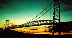 Ponte Hercílio Luz - Floripa_SC