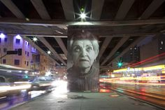 Street Art Portraits in Sao Paulo – Fubiz™