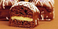 Receita de pão de mel com chocolate branco e cachaça