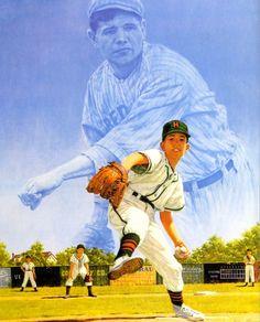 Bama, James - A Pitcher's Dream (1960's)