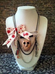 Creepy Halloween Jewelry...