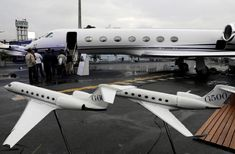 MOSCOW - Russian tycoon Oleg Deripaska has handed back three private jets he was leasing because U. sanctions imposed on him last month make it impossible to keep using the planes, the firm retained by the owners to sell the aircraft said on Thursday. Executive Jet, Usa Today News, World News Headlines, Private Jets, Latest World News, Aircraft, Hands, Current Events, Moscow