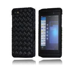 Longhorn (Sort) BlackBerry Z10 Etui