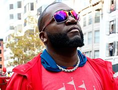 Check out World Series champion Boston Red Sox David Ortiz wearing Di Modolo chain