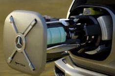 Mercedes-Benz Ener-G Force Concept Car (NOTCOT)