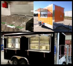 Wing Wagon Concession Trailer Package