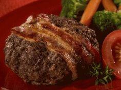 Savory Beef Burgers