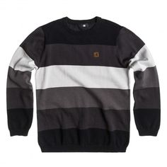 DC Shoes Bob pull homme black pull-over à rayures 65€ #pullover #pull #sweater #sweatshirt #dc #dcshoe #dcshoes #dcshoecousa #dcshoescousa #dcskateboarding #tee #tees #tshirt #tshirts #teeshirt #teeshirts #skate #skateboard #skateboarding #streetshop #skateshop @PLAY Skateshop