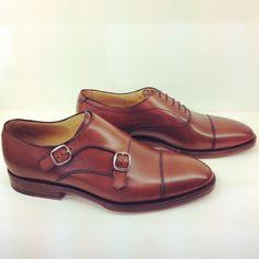 #doublemonk handmade by #criscishoes  #crisci #shoes #sprezzatura #footwear