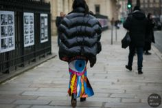 STYLE DU MONDE / Haute Couture Spring 2017 Street Style: Tina Leung  #Fashion, #FashionBlog, #FashionBlogger, #Ootd, #OutfitOfTheDay, #StreetStyle, #Style
