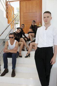 theo hutchcraft adam anderson - #hurts #musicbands