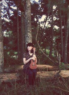 Casual outfit. #ukulele