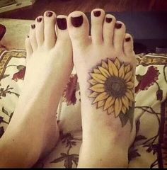 My feet are already taken but this is a cute idea!