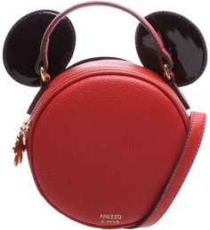 a72261f7ad3 Disney X Arezzo - Sapatos e bolsas do Mickey - Just Lia