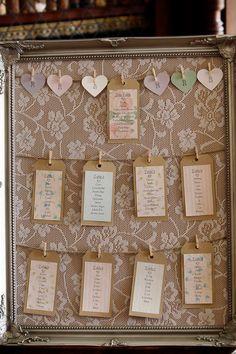 DIY Wedding | Vintage