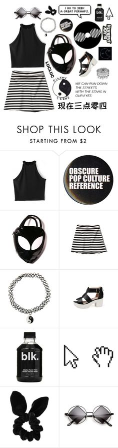 """""""In the growing night, the moonlight shines down on my fears and adorns all my wretched sorrow..."""" by ginaisanerd ❤ liked on Polyvore featuring Kill Star, Abercrombie & Fitch and Topshop"""