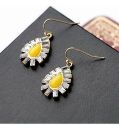 Precise Turkish Jewelry Big Flower Crystal Drop Earrings For Women Tibetan Alloy Multicolor Resin Accessories Para Mulher Online Discount Furniture
