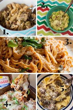 Homestyle pasta recipe