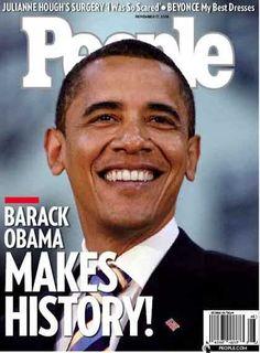 president obama magazine covers