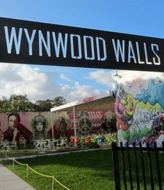 """""""Wynwood is one of Miami's most exciting and emerging neighborhoods. This two hour-long guided art tour takes place every Friday and Saturday. It includes graffiti and gallery stops."""" – SJP 