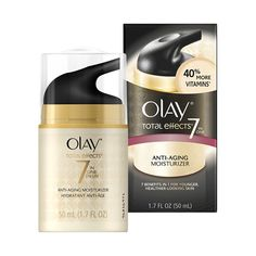 2015 Coastal Living Beach Beauty Awards: Olay Total Effects 7-in-One Anti-Aging Moisturizer Fragrance-Free SPF 15 | $20