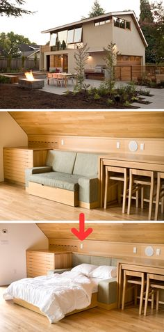 1000 ideas about above garage apartment on pinterest for Studio over garage plans