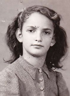 Odette Reiner | Remember Me: Displaced Children of the Holocaust