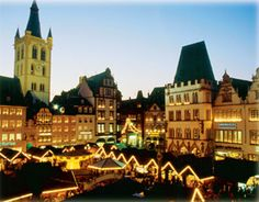 Trier, Germany, the wonderful Christmas Markets!  LOVE
