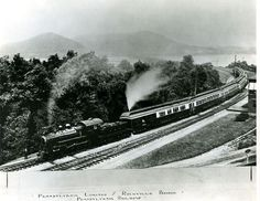 Pennsylvania Limited at Rockville Bridge