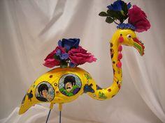 20% off, Beatles a yellow submarine fab4-mingo. $99.99, via Etsy.