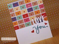 Micaela Ferrero | Tarjeta de San Valentín www.micaelaferrero.com