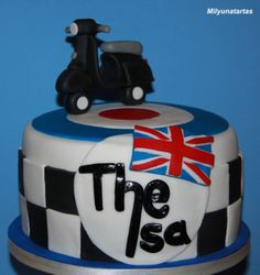 The Who cake