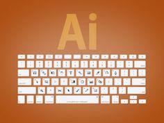 壁紙として使えるAdobeアプリのキーボードショートカット一覧 [K'conf]