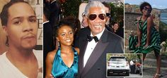 Morgan Freeman's step-granddaughter was stabbed to death on a New York street in the early hours of Sunday, police have confirmed.     E'Dena Hines, 33, whose grandmother was Jeanette Adair Bra