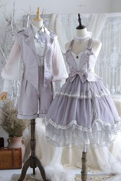 My Lolita Dress is a platform to shop the branded top quality but cheap Lolita dresses, including sweet Lolita dresses, Gothic Lolita dresses and much more. Kawaii Fashion, Lolita Fashion, Trendy Fashion, Fashion Outfits, Womens Fashion, Rock Fashion, Fashion Sandals, Fashion Boots, Estilo Lolita