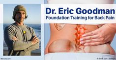 Foundation Training helps strengthen and realign your body posture, thereby alleviating many chronic pain issues, including low back pain. http://articles.mercola.com/sites/articles/archive/2016/11/06/foundation-training-back-pain-relief.aspx