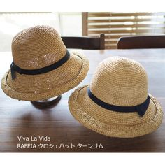 Hat of raffia that combines fashionable and practicality.  Hajikko will come if you are phosphorus and, ribbon also fashionable worked.  The strength of the spring and summer of sunshine, hat of raffia it does not essential.   Viva La Vida RAFFIA crochet hat Tanrimu  http://kanden43.jp/?pid=1600373   #HoldinghandsHerat #VivaLaVida #Raffia #crochethat #hat #FashionAccessories #Fashionmiscellaneousgoods #miscellaneousgoods #LadiesFashion #NaturalFashion #Natural #Naturalsystem #selectshop…
