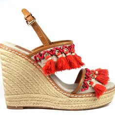 b897cb005 7 Best red espadrille wedges images