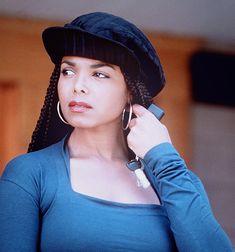 janet jackson poetic justice hat - Google Search